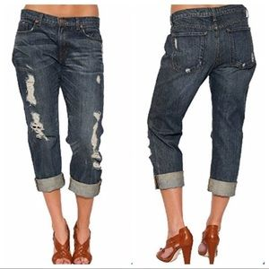 J Brand Camille Boyfriend Jeans SZ 29 :C2